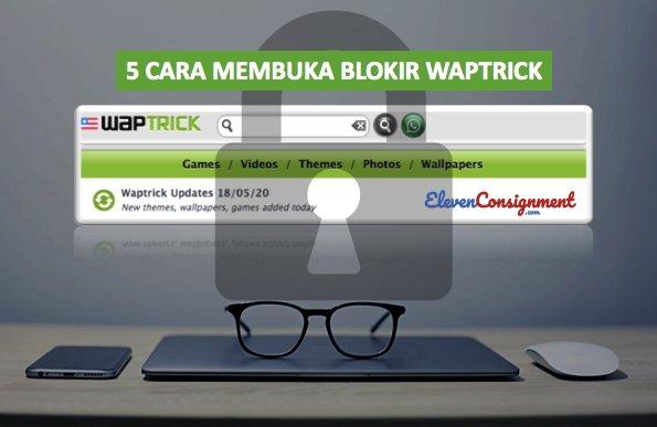 Cara membuka blokir waptrick elevenconsignment.com