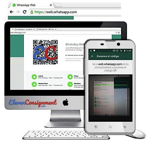 Cara menggunakan whatsapp web (wa web) di komputer 1