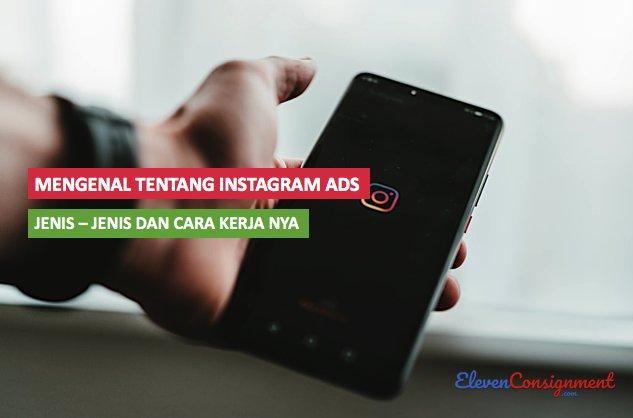 Mengenal Tentang Instagram Ads