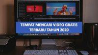 Tempat Mencari Video Gratis - cover