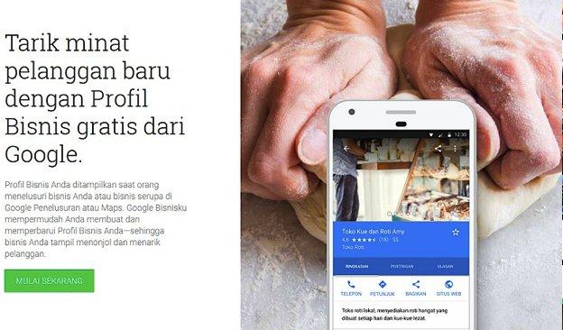Aplikasi Bisnis Terbaik Online Google Bisnisku