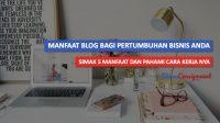 Blog untuk Bisnis Cover