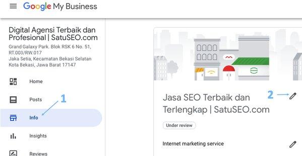 menambahkan lokasi bisnis di Google Maps - info