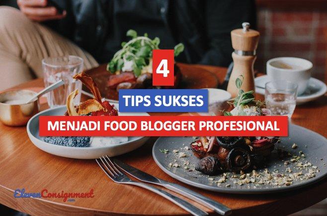 Menjadi Food Blogger
