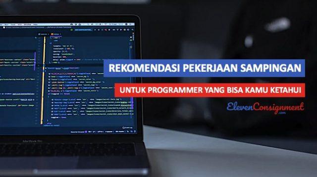 Pekerjaan Sampingan Programmer