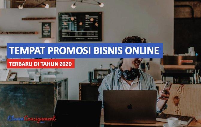 Tempat Promosi Bisnis Online