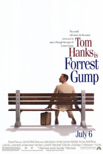 Film Motivasi Terbaik - Forrest Gump