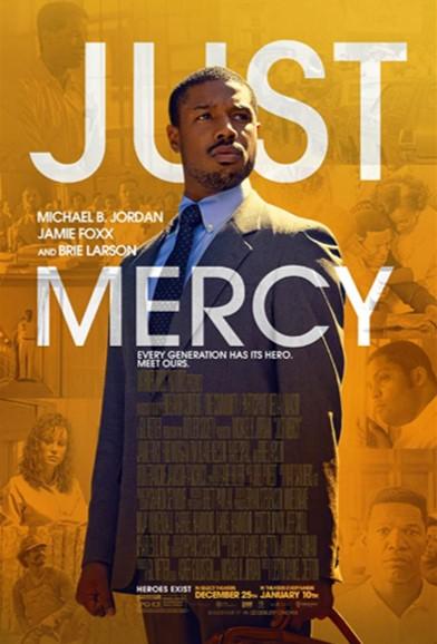 Film Motivasi Terbaik - Just Mercy