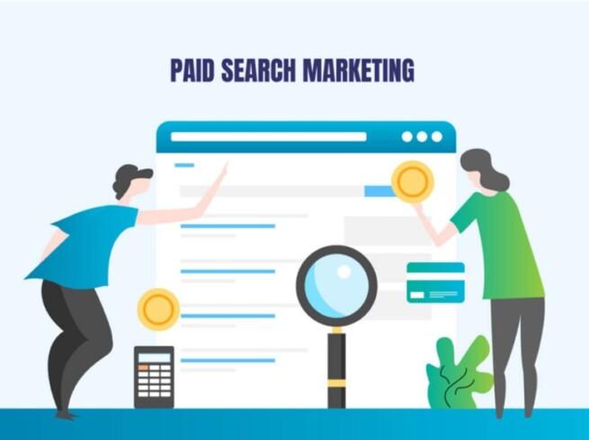 jenis iklan online yang paling menguntungkan - Paid search
