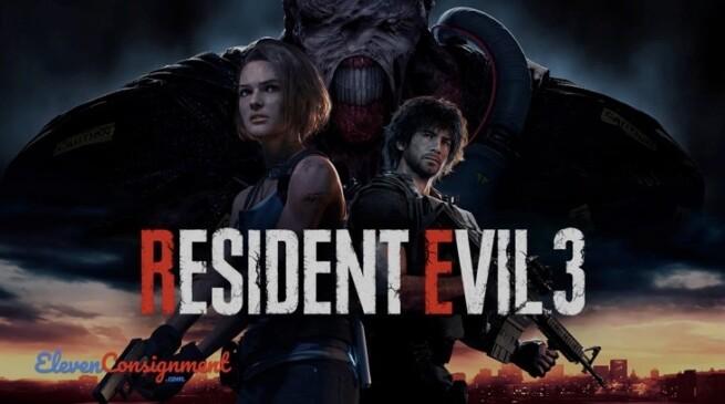 game pc offline terbaik - resident evil 3