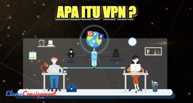 Cara menggunakan vpn - apa itu vpn