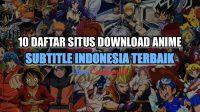 Situs download anime terbaik