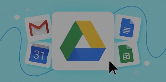 Aplikasi cloud storage Google Drive