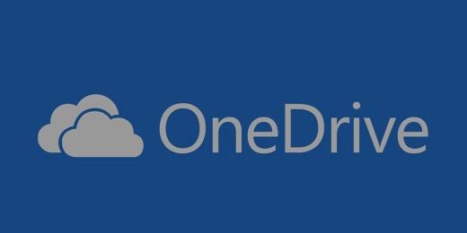 Aplikasi cloud storage One Drive
