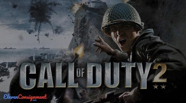 Game PC Ringan Perang Call of Duty 2