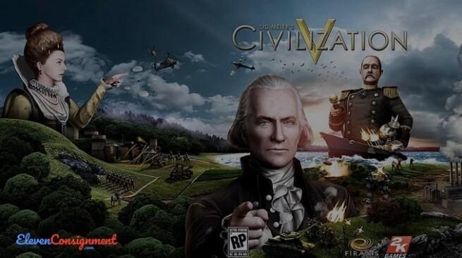 Game PC Ringan Perang Sid Meier's Civilization V