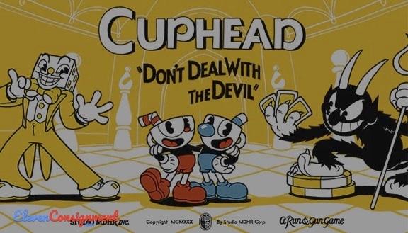 Game PC Ringan Terbaik Cuphead