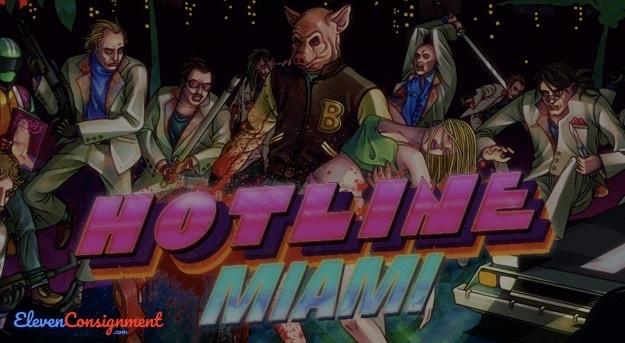Game PC Ringan Terbaik Hotline Miami