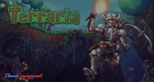 Game PC Ringan Terbaik Terraria