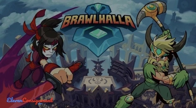 Game Ringan PC Brawlhalla