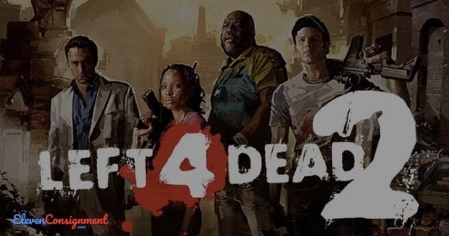 Game Ringan PC Left 4 Dead 2
