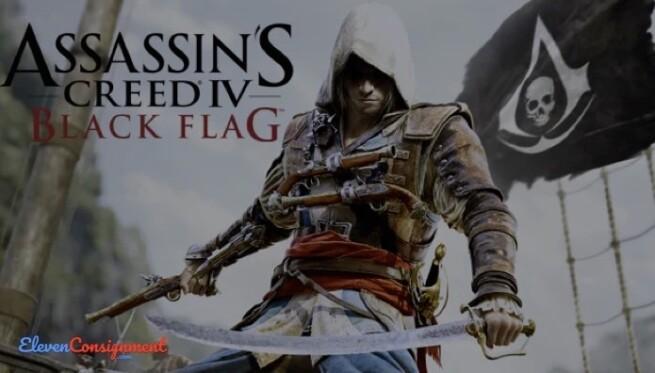 Game ubisoft terbaik - Assassin's Creed IV - Black Flag