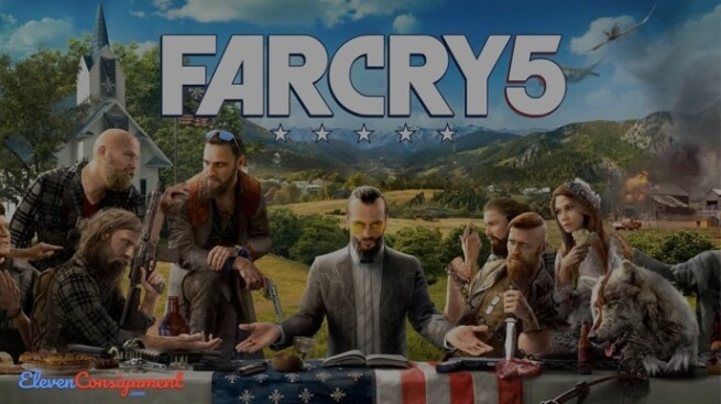 Game ubisoft terbaik - Far Cry 5