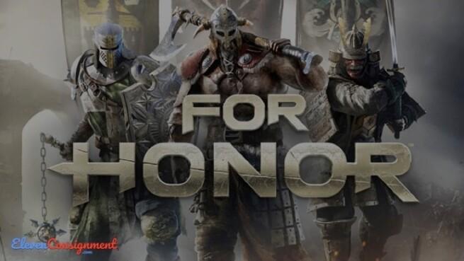 Game ubisoft terbaik - For Honor
