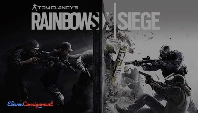 Game ubisoft terbaik - Tom Clancy's Rainbow Six Siege