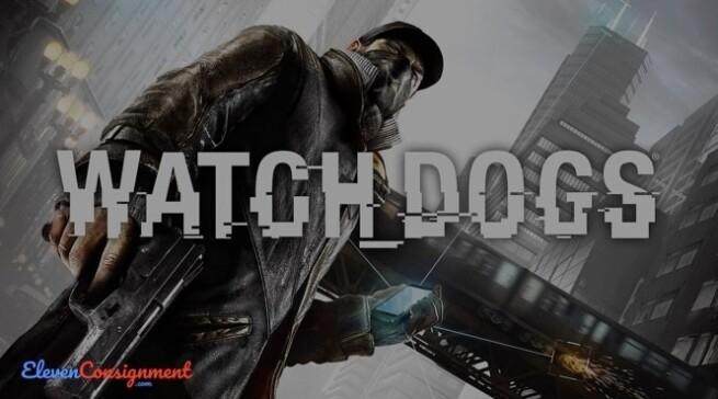 Game ubisoft terbaik - Watch Dogs