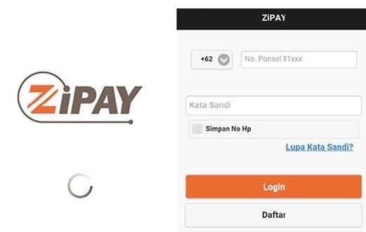 Gratis Pulsa dari aplikasi Zipay