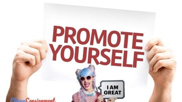 Kalimat Cara mempromosikan diri