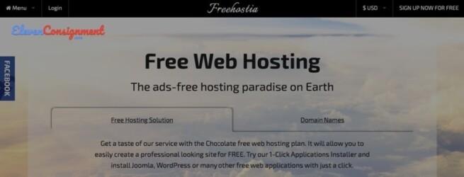 layanan web hosting bagus indonesia gratis freehostia