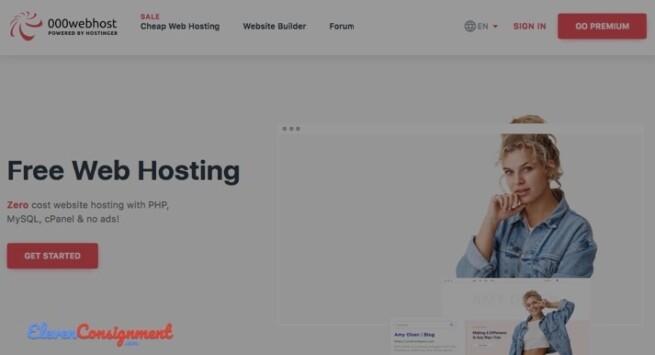 layanan web hosting gratis 000webhost
