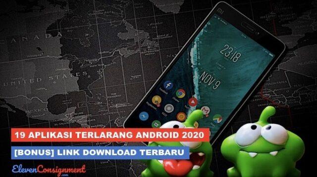 Aplikasi Terlarang Android