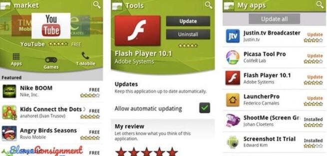Aplikasi Terlarang Android Android Market