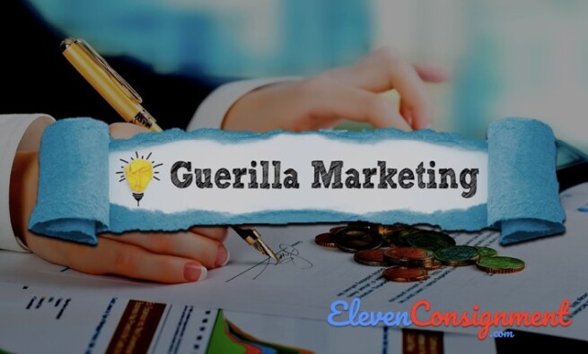Menerapkan Guerilla Marketing