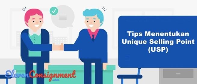 Tips menentukan USP