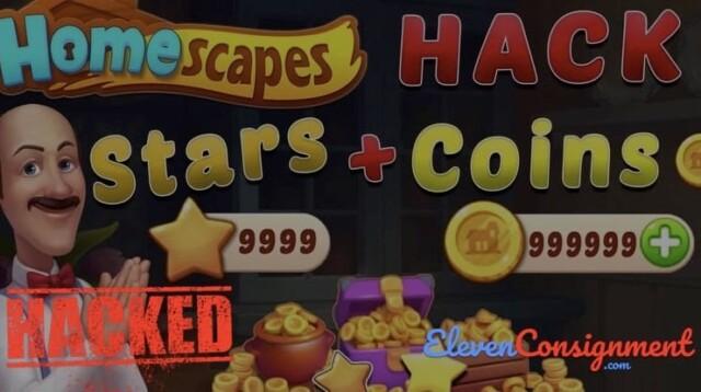 Cheat Homescapes cover
