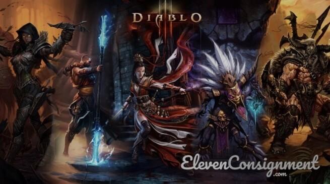 Game Blizzard Entertainment Terbaik Diablo Series