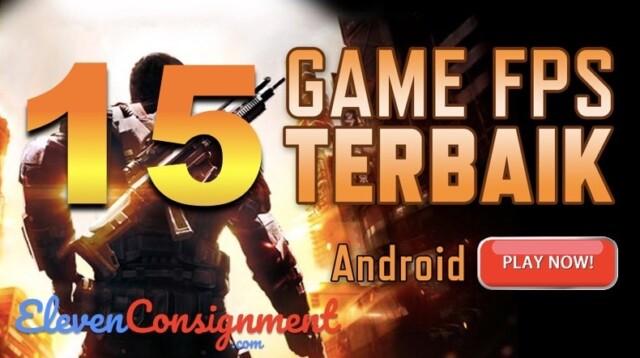 Game FPS Mobile Terbaik