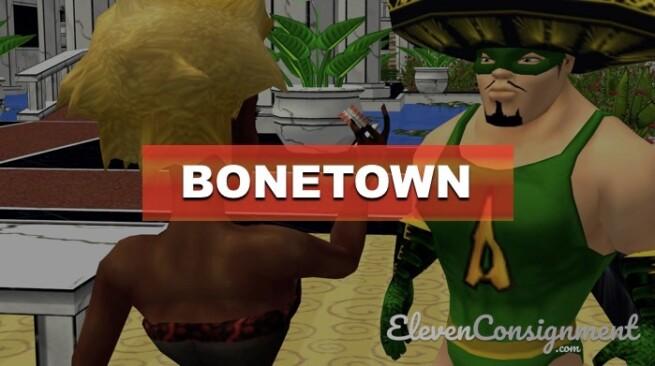 Game dewasa android bonetown