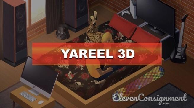 Game terlarang android Yareel 3D