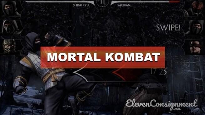 Game terlarang android mortal kombat