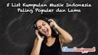 Kumpulan Musik Indonesia Populer