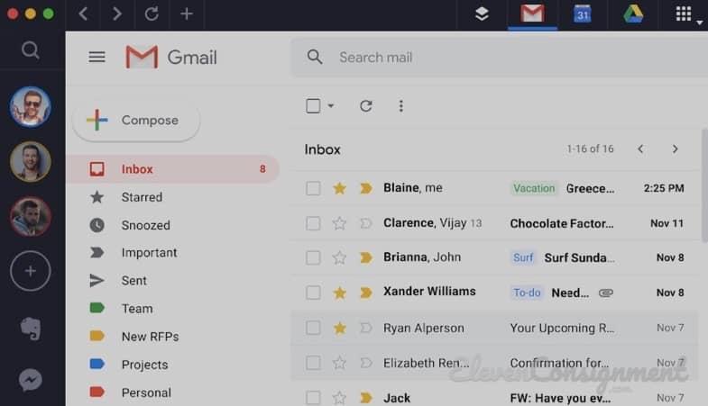 Daftar Gmail - Tidak Mengalami Kendala Apapun