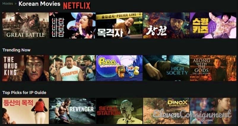 Nonton Film Semi Korea di Netflix